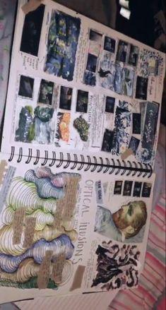 Super Ideas For Flowers Art Gcse Texture - A Level Art Sketchbook - Textiles Sketchbook, Gcse Art Sketchbook, Sketchbooks, A Level Art Sketchbook Layout, Art Floral, Portfolio D'art, Art Texture, Art Alevel, Sketchbook Inspiration