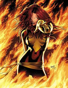Dark Phoenix Jean Grey Red and Gold suit Marvel Dark Phoenix, Jean Grey Phoenix, Phoenix Xmen, Phoenix Force, Phoenix Art, Phoenix Rising, Marvel Comics, Archie Comics, Marvel Anime