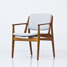 1960s arm chair by Arne Vodder