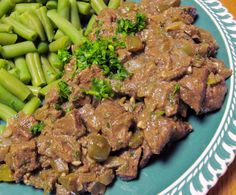 Carolina Sauce Company: Egyptian Style Beef Liver (You'll Never Say No to ...