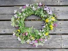 Food Design, Design Blog, Web Insta, Floral Wreath, Wreaths, Party, Holiday, Nester, Glad