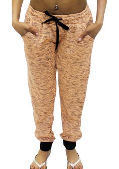 Pretty Girl - Coral Jogger Pants with Black Trim, $14.99 (http://www.shopprettygirl.com/coral-jogger-pants-with-black-trim)