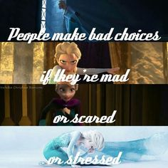 ✝☮✿★ DISNEY FROZEN ✝☯★☮  otally what I was thinking! Right?