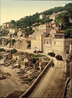 Il était une fois Marseille #marseille Ancienne Corniche...