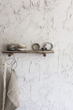 Trending: Rough Textured Walls | Centsational Style Wabi Sabi, What Is Texture, How To Texture Walls, Plaster Wall Texture, Venetian Plaster Walls, Diy Plaster, Stucco Walls, Stucco Interior Walls, Wood Walls