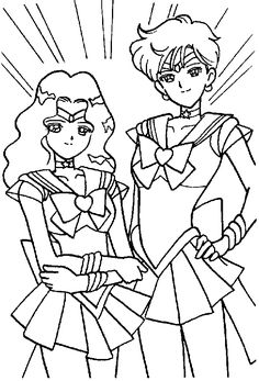 Free Anime coloring pages!!!!!! They have a HUGE selection