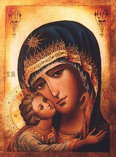 Искам да видя снимки на Дева Мария Богородица