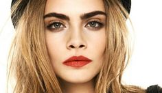 Sopracciglia folte : 5 trucchi per averle perfette ( come Cara Delevingne ) ! - Girls on the Road Bushy Eyebrows, Thin Eyebrows, Thick Brows, How To Color Eyebrows, Dye Eyebrows, Sharon Stone, Makeup Trends, Makeup Tips, Makeup Ideas