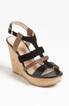 77f6078ccdbd Sole Society  Serina  Wedge Sandal