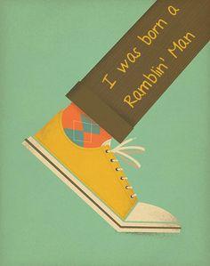 Ramblin Man - The Allman Brothers - Classic Rock Lyrics