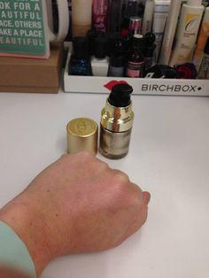 GlamNatural™ Cream Blush, $32.00 - #birchbox