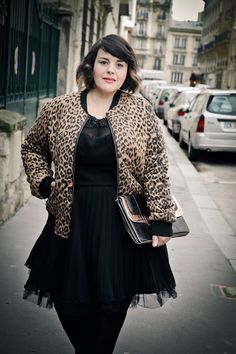 Le blog mode de Stéphanie Zwicky » Blog Archive » * Bomber *