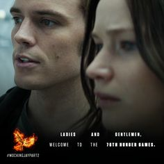 Everyone is a Tribute in the 76th Hunger Games. #MockingjayPart2