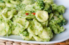 Orecchiette con broccoli ricetta semplice e veloce