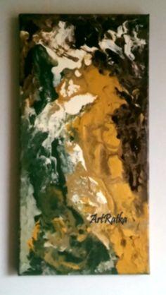 >Abstrakcja /1 < akryl na płótnie - ArtRatka - Obrazy akrylowe