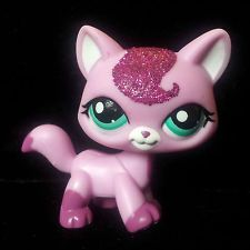 Littlest Pet Shop Sparkle Cat
