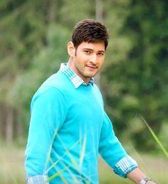 Telugu film star Mahesh babu