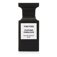 Thoughts? Yes, it's real!  THE KEY NOTES ARE ALMOND BITTER OIL, TONKA RESINOID, ORRIS ACCORD, CASHMERAN, LEATHER ACCORD, AND CLARY SAGE OIL  TOM FORD FUCKING FABULOUS EDP 48ML (PRE-FILLED LUXE ATOMIZER) – RRP: £330.00  TOM FORD FUCKING FABULOUS EDP 50ML -  RRP: £205.00  TOM FORD FUCKING FABULOUS EDP 250ML - RRP: £485.00  THE LIMITED EDITION FRAGRANCE IS DEBUTING AT THE TOM FORD SS18 RUNWAY SHOW IN NEW YORK ON SEPTEMBER 6TH,  AND WILL BE EXCLUSIVELY AVAILABLE THE NEXT DAY ON THURSDAY 7TH…