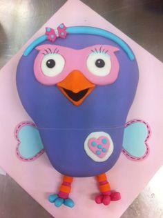 2D Hootabelle cake  www.enticingcakes.com.au  https://www.facebook.com/pages/entICING-cakes/446691245352652?ref=hl