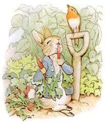 Beatrix Potter- Labbit :3