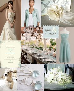 Potential Winter Wedding Colors