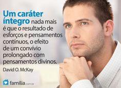 Familia.com.br | Como desenvolver um caráter cristão #Carater
