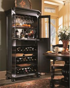 Wine Cabinet from Hooker Furniture