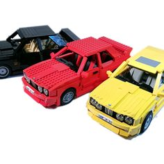 The BMW M3 (E30) In 1985, BMW presented the top version of the BMW-3-Series, the BMW M3. This car was built for only one reason: It was the homologation model for RACING. So this car became the sporting standard in its class.