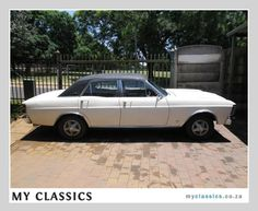 Classic Car For Sale: 1970 Ford Fairmont ($2700)