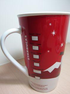 Starbucks Mug 聖誕狗