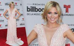 Premios Billboard 2016 Red Carpet Photos: Blanca Soto