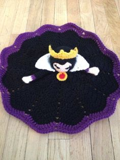 Hey, I found this really awesome Etsy listing at https://www.etsy.com/listing/179012408/maleficent-lovey-doll