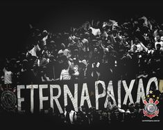"""""""aqui tem um bando de loucos, loucos por ti Corinthians"""""""