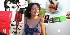 Che app e gadget usa una scrittrice? Intervista a Sara Lorenzini