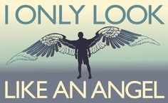 Angelic appearances by John LeMasney via 365sketches.org
