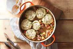 The Ultimate Chicken and Dumplings