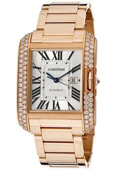 $31,995 CartierWatch For Valentine's Day
