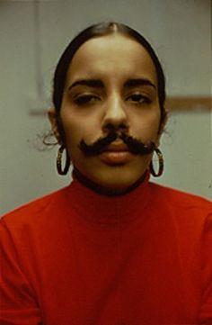 Pix For > Ana Mendieta Self Portrait