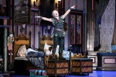 Tony Award-nominee Cathy Rigby takes flight in an all-new production of Peter Pan, filled with timeless magical moments and a captivating hook. The legend you thought you knew is now the adventure you never dreamed possible … Cathy Rigby Is Peter Pan at the Pantages Theatre! Visit www.xplorela.com