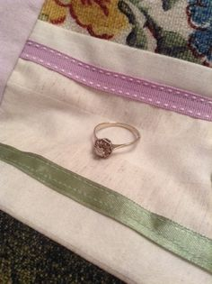 18 kt white gold with diamonds -  SOLD IT