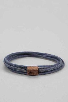 Bead + Weave Bracelet - Urban Outfitters