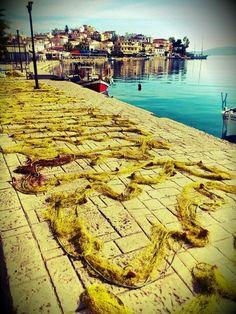 Fishing, Ermioni, Peloponnese