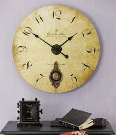 33 Cool Ideas To Use Vintage Clocks To Decorate Your Interior | Shelterness