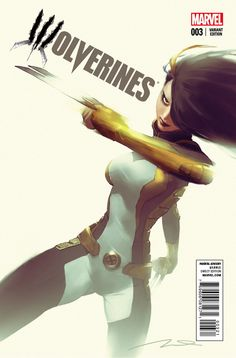 The Wolverines 3 variant cover