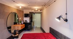 Hotel Rum Budapest is a boutique design hotel with a rooftop bar, located in the city center of Budapest. Spiced Rum, Cotton Sheets, Your Perfect, Medium, Bed, Modern, Room, Furniture, Design