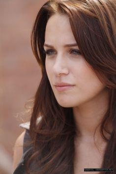 Shantel VanSanten as Leah Carmichael