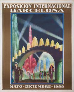 Exposición Internacional de Barcelona - 1929