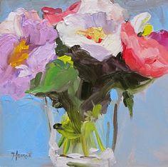 Peony Bouquet.....Day 26 - Linda Hunt Fine Art
