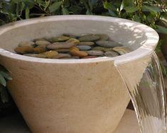 DIY Indoor Water Fountain Design