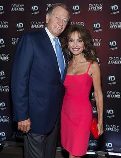 Susan Lucci & Husband Helmut Huber Married since 1969